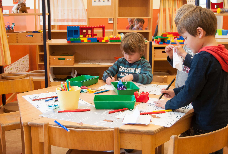 unser kindergarten kindertagesst tte. Black Bedroom Furniture Sets. Home Design Ideas